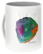 Fishy Coffee Mug