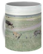 Fisi Vs Ngiri Coffee Mug
