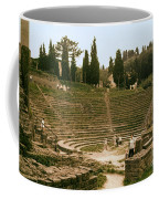 Fisole Theatre Ruins Coffee Mug