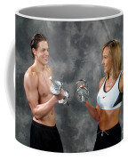 Fitness Couple 9 Coffee Mug