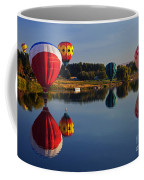 Five Aloft Coffee Mug by Mike  Dawson