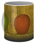 Five Apples  Coffee Mug
