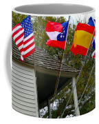 Five Flags Coffee Mug
