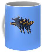Four Hornets In Close Trail Coffee Mug