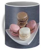 Five Macaroons Coffee Mug