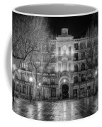 Five Till Seven In Black And White Coffee Mug