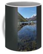 Fjord To The Sky Coffee Mug