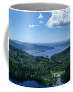 Fjord View Coffee Mug