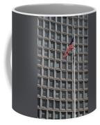 Flag And Windows Coffee Mug