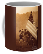 Flag Carrier Coffee Mug