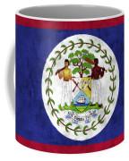 Flag Of Belize Coffee Mug