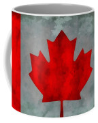 Flag Of Canada Coffee Mug