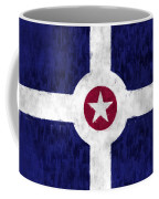 Flag Of Indianapolis Coffee Mug