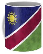 Flag Of Namibia Coffee Mug