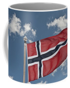 Flag Of Norway Coffee Mug