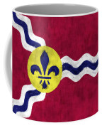 Flag Of St.louis Coffee Mug