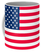 Flag Of The United States Of America Coffee Mug