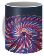 Flag Wheel Coffee Mug