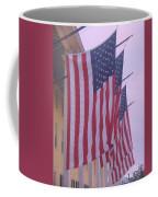 Flags At Cape May Nj Coffee Mug