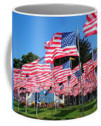 Flags Of Glory Coffee Mug