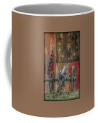 Flags Of The Confederacy Coffee Mug by Randy Steele