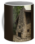 Flagstone Fireplace Coffee Mug