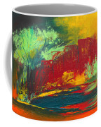 Flame In The Night Coffee Mug