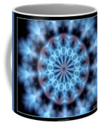 Flames Kaleidoscope 4 Coffee Mug
