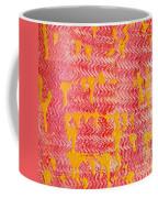 Flaming Fire Coffee Mug