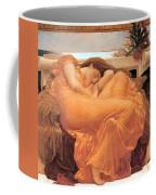 Flaming June Coffee Mug