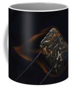 Flaming Marshmallow Coffee Mug