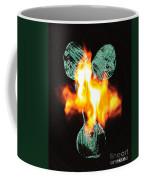 Flaming Personality Coffee Mug