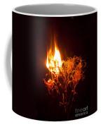 Flaming Seedheads Coffee Mug