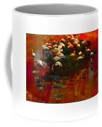 Flamingo Colours Coffee Mug