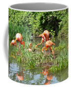 Flamingo Island Coffee Mug