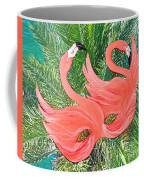 Flamingo Mask 1 Coffee Mug