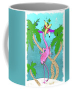 Flamingo Miranda Coffee Mug