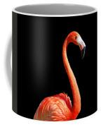Flamingo Portrait Coffee Mug