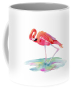 Flamingo View Coffee Mug
