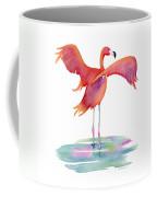 Flamingo Wings Coffee Mug