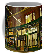 Flannerys Pub Coffee Mug by Frozen in Time Fine Art Photography