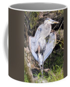 Flasher In The Park Coffee Mug