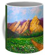Flat Iron Colorado Coffee Mug