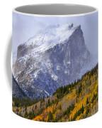 Flat Top Coffee Mug
