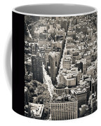 Flatiron Building - New York City Coffee Mug