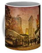 Flatiron Building New York Coffee Mug