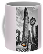 Flatiron Rush Coffee Mug