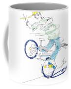 Flatland Bmx Coffee Mug