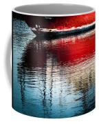 Red Boat Serenity Coffee Mug