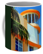 Flavour Of Miami Coffee Mug by Karen Wiles